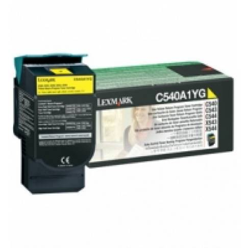 Farbband Lexmark RETURN PROGRAM TONER CARTRIDGE