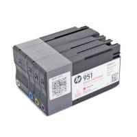 HP 950/951 Setup-Cartridge Set CMYB