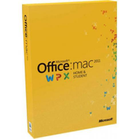 Software MS Office Home and Student MAC 3PCs