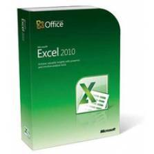 Software Microsoft Excel 2010 32/64bit