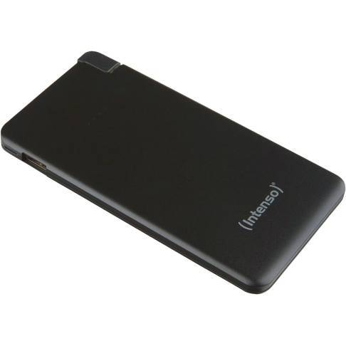 Intenso Powerbank SLIM S5000 Schwar