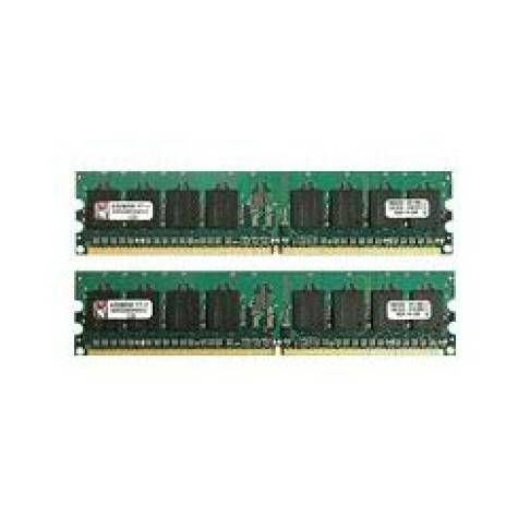 Speicher DDR2-667 2GB Kingston 2x1GB Kit