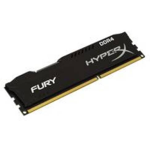 Speicher DDR4-2400 8GB Kingston 1x 8GB Fury