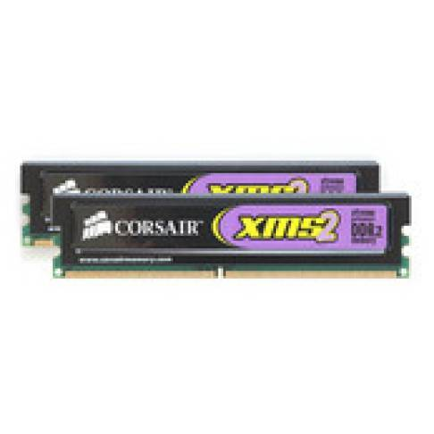 Speicher DDR2-1066 4GB Corsair 2x2GB Twin2X