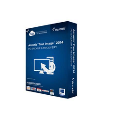 Software Acronis True Image Home 2014
