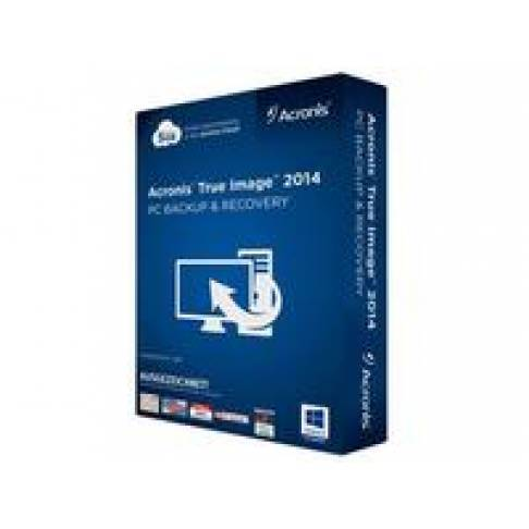 Software Acronis True Image Premium(plus)201