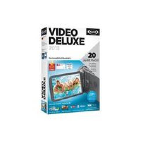 Software Magix Video Deluxe 2013 HD