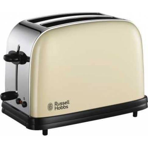 TOASTER Russell Hobbs Colours Classic Cream Toaster Creme