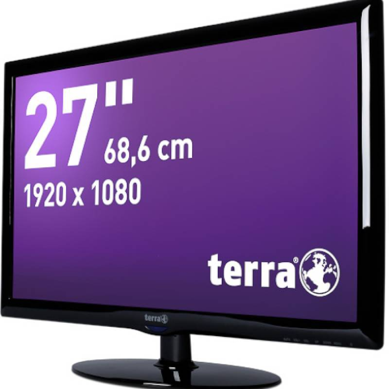 tft monitor 27 terra 2750w dvi spk led 2ms kaufen pc. Black Bedroom Furniture Sets. Home Design Ideas