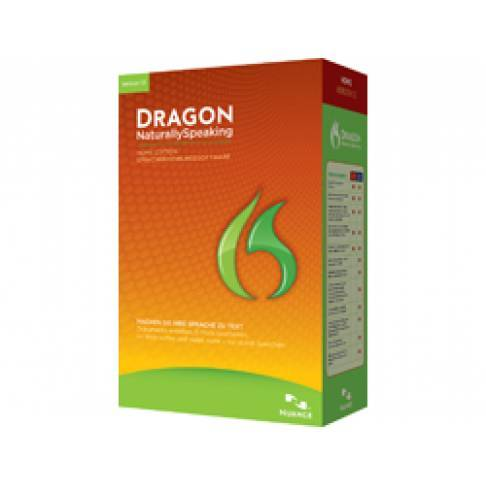 Software Nuance Dragon Naturally Speak 12.0