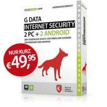 Software GDATA Internet Security 2+2