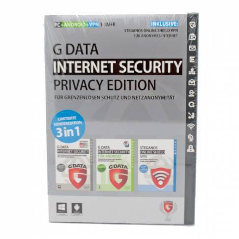 Software GDATA Internet Security Privacy