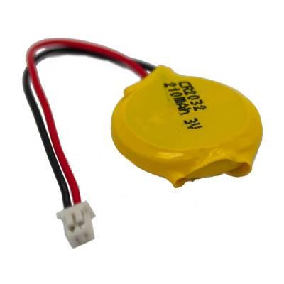 Batterie CR2032 3V 2polig mit Kabel