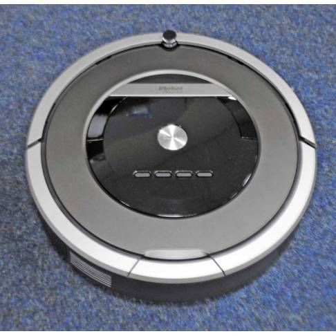 irobot roomba 871 staubsauger kaufen pc mediastore. Black Bedroom Furniture Sets. Home Design Ideas