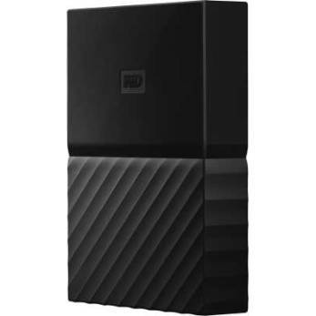 USB-Festplatte 4000GB WD MYPASSPORT ULTRA 4TB BLACK
