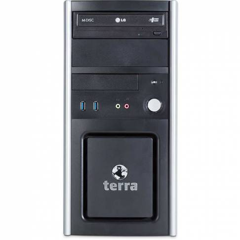 PC-System Terra PC 5000S i3/4/120SSD/W7P/VOS