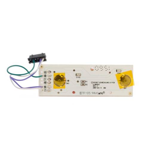 iRobot Roomba Schedule Board 4106593