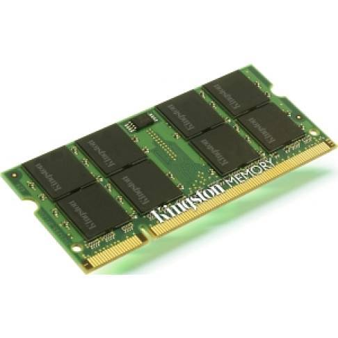 Notebookspeicher 512MB SODIMM PC667 DDR2 Kingston