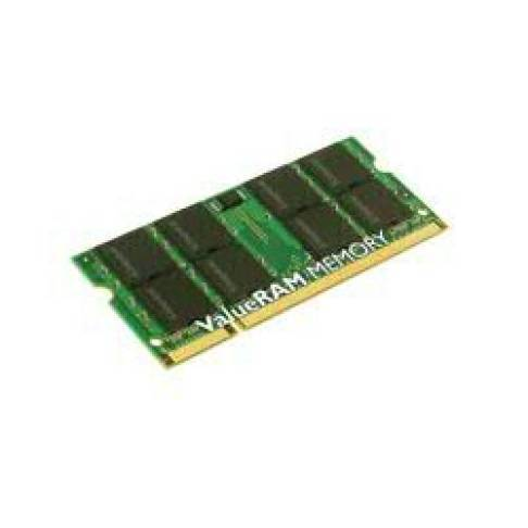 Notebookspeicher 2048MB SODIMM PC667 DDR2 Kingston