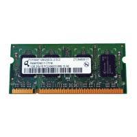 Notebookspeicher 1024MB SODIMM PC800 DDR2 Infineon