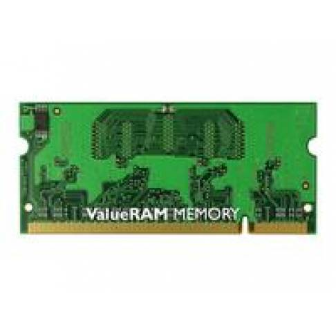 Notebookspeicher 1024MB SODIMM PC800 DDR2 CL6 Kingst
