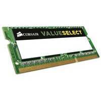 Notebookspeicher 4096MB SODIMM PC1333 Corsair 1,35V