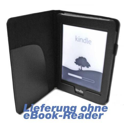 PU-Cover Kindle Paperwhite schwarz