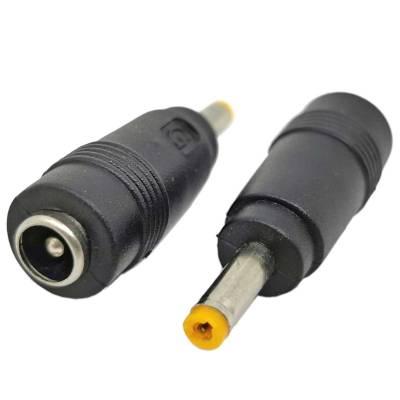 DC Stecker Adapter 5.5x2.1mm auf 4.0x1.7mm gelb
