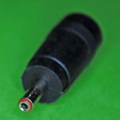 DC Stecker Adapter 5.5x2.1mm auf 3.5x1.5mm brau