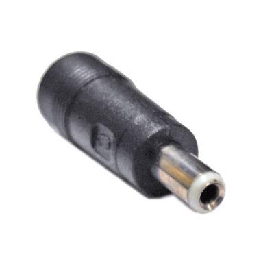 DC Stecker Adapter 5.5x2.1mm auf 5.5x2.5mm weiß