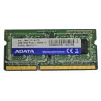 Notebookspeicher 2048MB AData DDR3 1600 Acer
