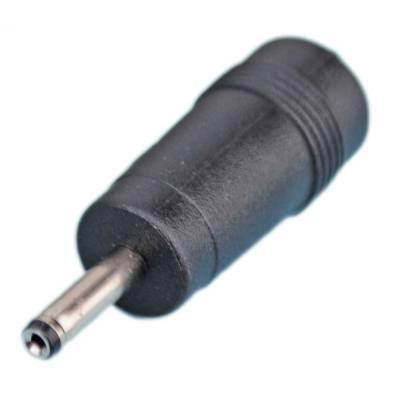 DC Stecker Adapter 5.5x2.1mm auf 3.0x1.0mm schwarz