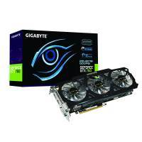 PCI-Express Grafikkarte Gigabyte GeForce GTX 760 OC 2048MB