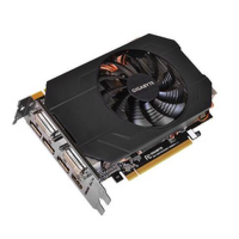 PCI-Express Grafikkarte Gigabyte GTX 980 OC 4GB Windforce