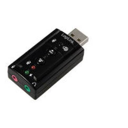 Soundkarte Logilink USB 7.1 Sound Effect