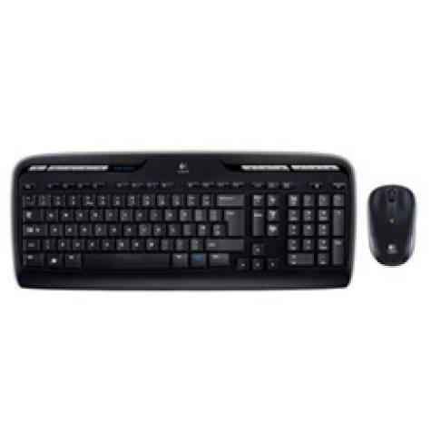 Tastatur Logitech Wireless Desktop MK320