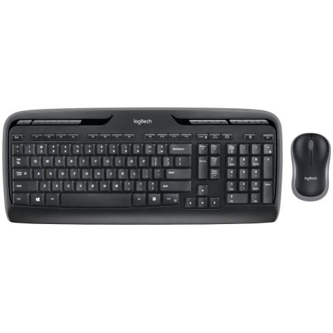 Tastatur Logitech Wireless Desktop MK330