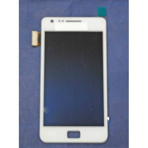 Samsung Galaxy S2 Display weiss