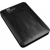 USB-Festplatte 1000 WD My Passport AV TV USB 3.0 1TB