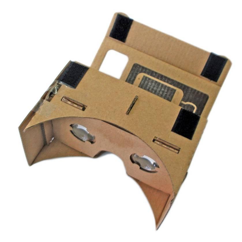 Google Cardboard Bausatz VR-Brille kaufen   PC:MediaStore Aschaffenburg
