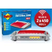 Router AVM Fritz BOX WLAN 3390 b/g/n 2.4/5