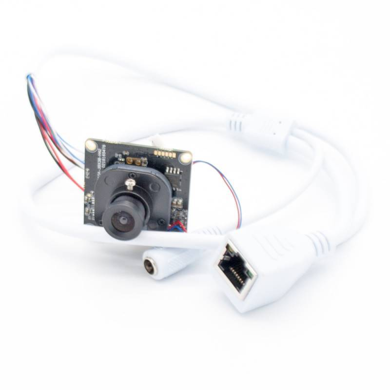 ip kamera mini ipcam modul zum einbau lan rj4 kaufen pc mediastore aschaffenburg. Black Bedroom Furniture Sets. Home Design Ideas