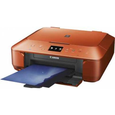 Tintenstrahldrucker Canon Pixma MG6650 orange MFP