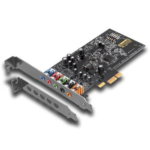 Soundkarte Creative SB Audigy FX PCIe Retail