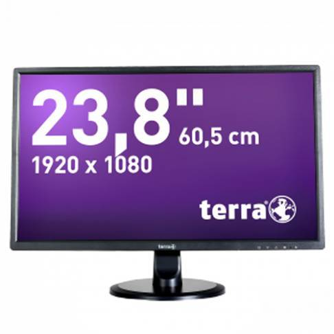 TFT Monitor 24 Terra 2446W DVI HDMI ADS-LED SPK