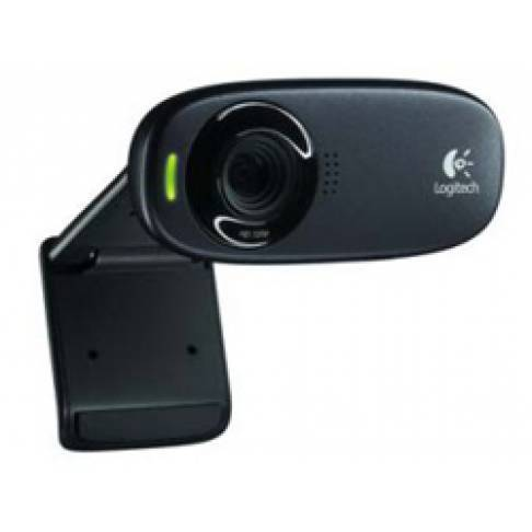 Webcam Logitech Quickcam C310 HD mit Mikrofo