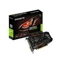 PCI-Express Grafikkarte Gigabyte GeForce GTX 1050TI OC 4GB