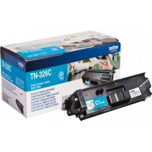 Toner Brother TN-326C Cyan 3500 Seiten
