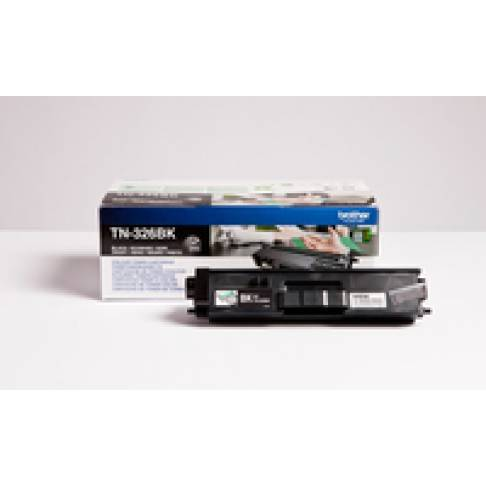 Toner Brother TN-326BK black 4000 Seiten