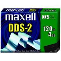 DAT-Band DDS-2 120m 4-8GB Maxell